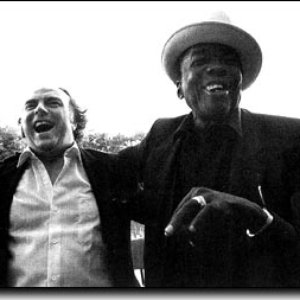 Image for 'Van Morrison & John Lee Hooker'