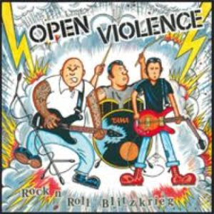 Image for 'Open Violence'