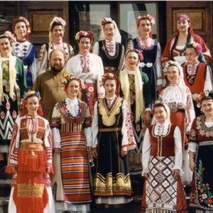 Image for 'Bulgarian Women's Choir'