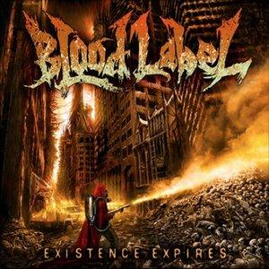 Image for 'Blood Label'
