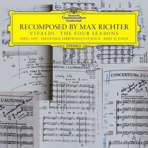 Image for 'Max Richter, Andre de Ridder, Konzerthaus Kammerorchester Berlin, Daniel Hope & Raphael Alpermann'