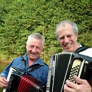 Image pour 'John Kirkpatrick & Chris Parkinson'