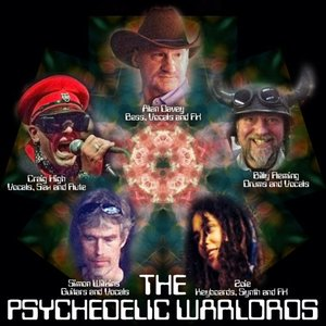 Immagine per 'The Psychedelic Warlords'