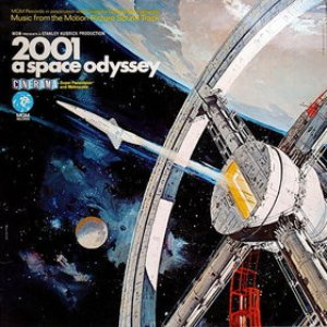 Image for '2001: A Space Odyssey Soundtrack'