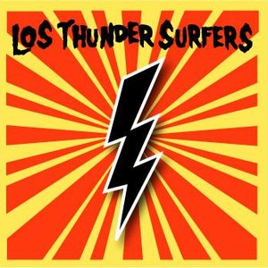 Image for 'Los Thunder Surfers'