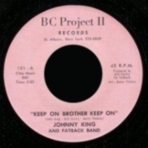 Bild für 'Johnny King & The Fatback Band'