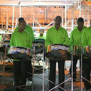 Image for 'Trinidad Steel Drum Band'