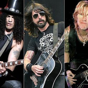 Image for 'Slash & Dave Grohl & Duff McKagan'