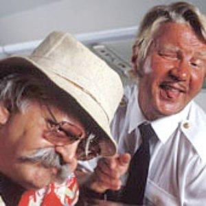 Image for 'Pirkka-Pekka Petelius & Pedro Hietanen'