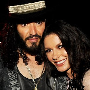 Image for 'Russell Brand & Catherine Zeta-Jones'