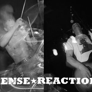 Image for 'tense reaction'