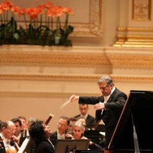 Image for 'Lang Lang; Zubin Mehta: Vienna Philharmonic Orchestra'