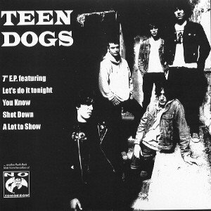 Image for 'TEEN DOGS'