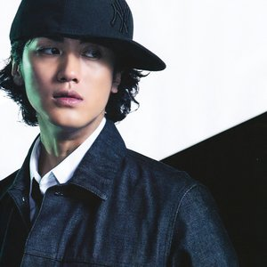 Image for 'Jin Akanishi'