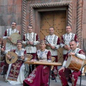 Image for 'Hasmik Harutyunyan with the Shoghaken Ensemble'