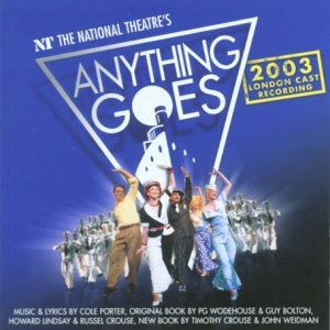 Image for 'Anything Goes - 2003 London Cast'