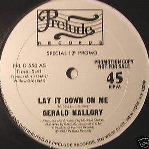 Bild für 'Gerald Mallory'