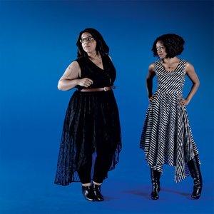 Image for 'Brittany Howard & Ruby Amanfu'