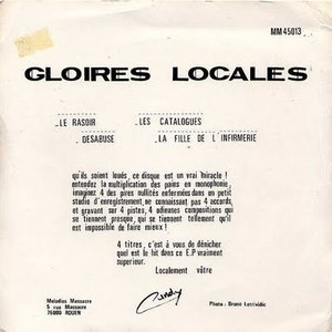 Image for 'Les Gloires Locales'