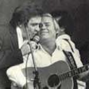 Image for 'George Jones; Johnny Cash'