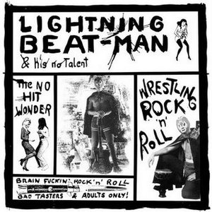 Image for 'Lightning Beat-Man & His No Talent'