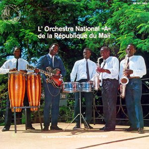 Image for 'Orchestre National A'