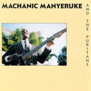 Image for 'Machanic Manyeruke and the Puritans'