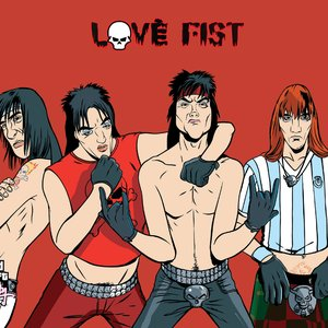 Image for 'Rockstar's Lovefist'