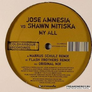 Image for 'Jose Amnesia Vs. Shawn Mitiska'