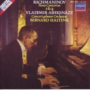 Image for 'Vladimir Ashkenazy; Bernard Haitink: Royal Concertgebouw Orchestra'