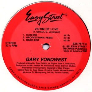 Image for 'Gary Vonquest'