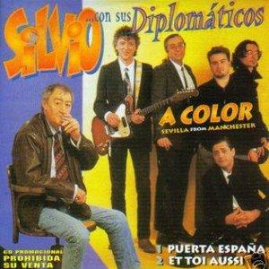 Image for 'Silvio y los Diplomáticos'