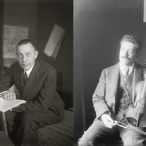 Imagen de 'Sergei Rachmaninov, Fritz Kreisler'