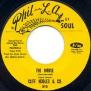 Image for 'Cliff Nobles & Co'