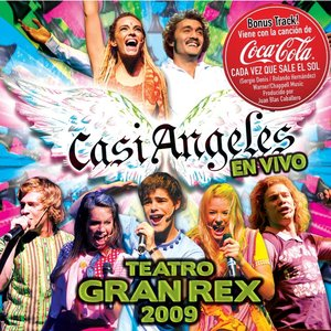 Image for 'Casi Ángeles En Vivo'