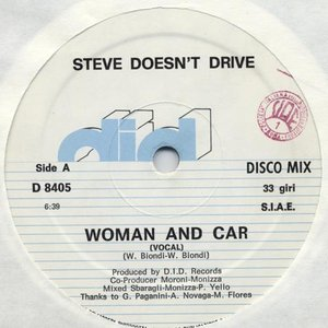 Image for 'Steve Doesn't Drive'