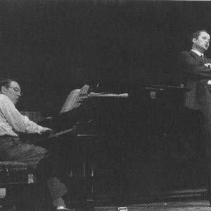 Image for 'Dietrich Fischer-Dieskau & Gerald Moore'