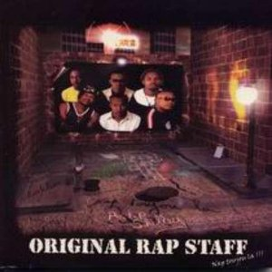 Image for 'Original Rap Staff'