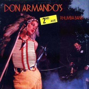 Image pour 'Don Armando's Second Avenue Rumba Band'