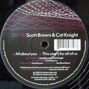 Image for 'Scott Brown & Cat Knight'