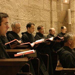 Image for 'Coro de monjes del Monasterio Benedictino de Santo Domingo de Silos'