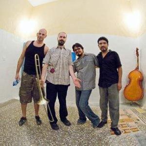 Image for 'Brian Allen Mexican Quartet'