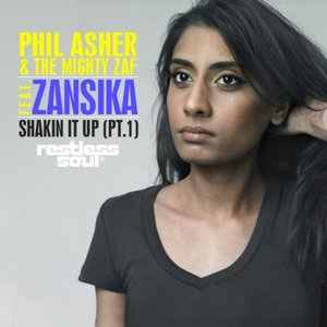 Image for 'Phil Asher & The Mighty Zaf feat. Zansika'