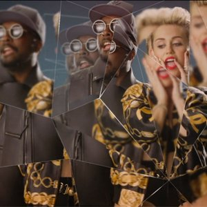 Image for 'Will.I.Am Ft. Miley Cyrus, Wiz Khalifa & French Montana'