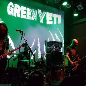 Image for 'Green Yeti'