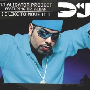Image for 'DJ Aligator feat. Dr Alban'
