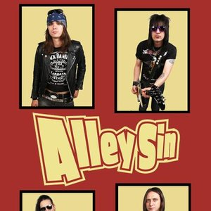 Image for 'Alley Sin'