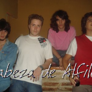 Image for 'Cabeza de Alfiler'
