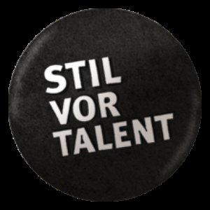 Image for 'Stil vor talent'