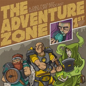 Image for 'The Adventure Zone'